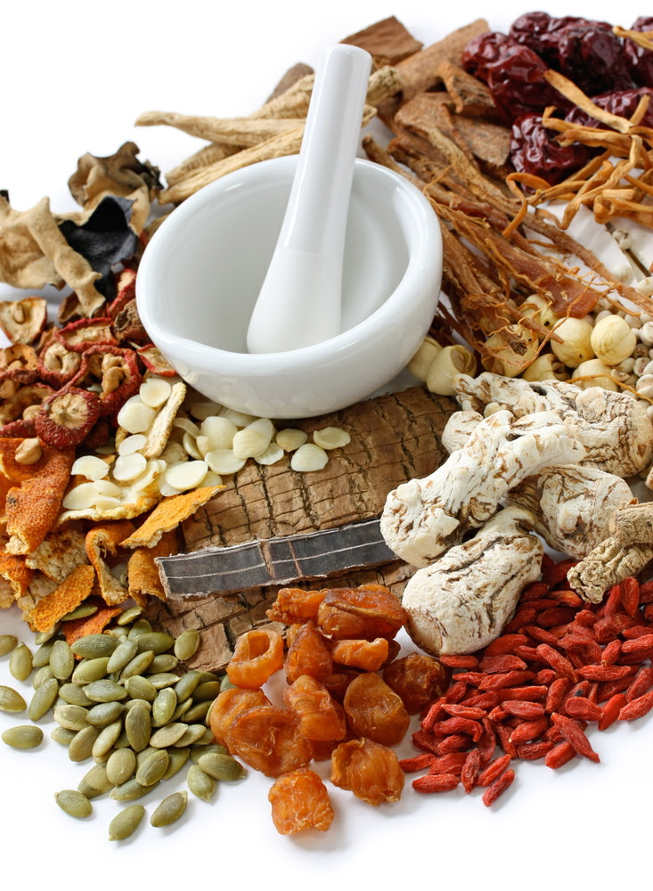 Herbal medicine shutterstock_97861295[1]